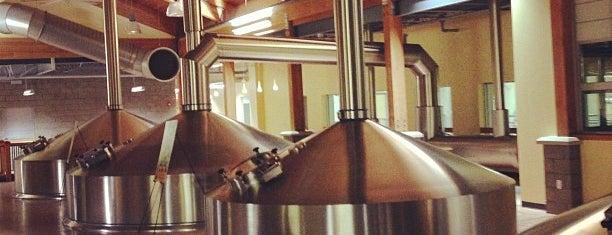 Bell's Brewery is one of Beer / RateBeer's Top 100 Brewers [2015].