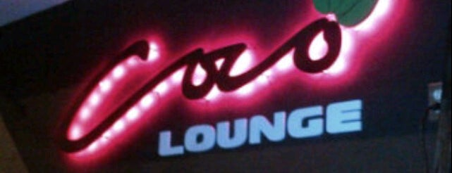 Coco Lounge is one of Top picks for Bars.