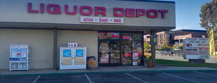 Liquor Depot is one of Retailers.