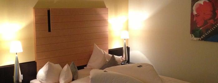 Best Western Plus Palatin Kongress Hotel is one of Heidelberg/ Germany.