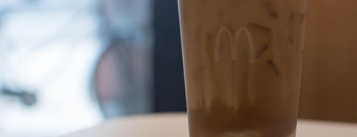 McDonald's is one of 電源.