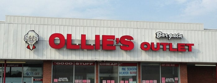 Ollie's Bargain Outlet is one of All-time favorites in United States.