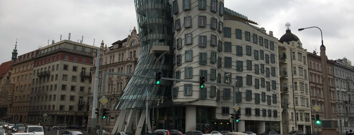 Dancing House Hotel is one of Prague.
