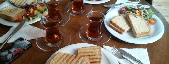 Cafe Oksijen is one of Turkey.