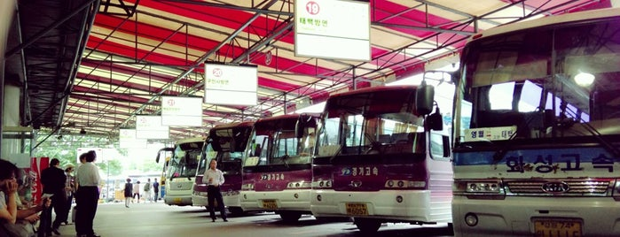 East Seoul Intercity Bus Terminal is one of 주변장소.