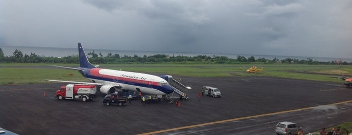 Sultan Babullah Airport (TTE) is one of Indonesia's Airport - 1st List..