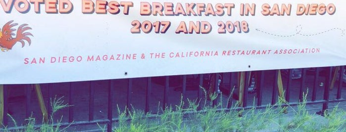 Breakfast Republic is one of Places to take guests in San Diego.