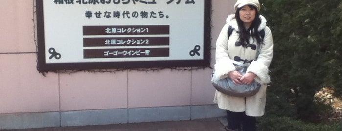 Hakone Kitahara Toys Wonderland is one of Jpn_Museums2.