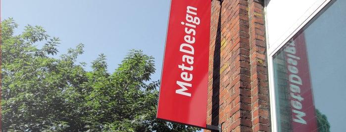 MetaDesign is one of Agencies @ Düsseldorf.