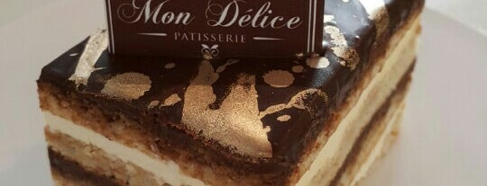 Mon Délice Patisserie is one of cafe&restaurant.