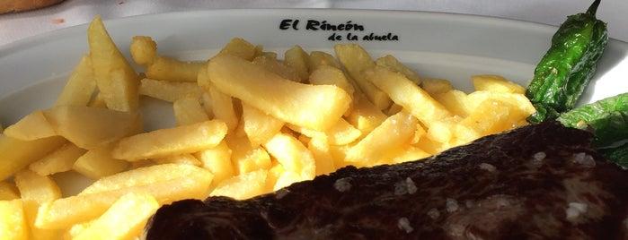 El Rincón De La Abuela is one of Favoritos.