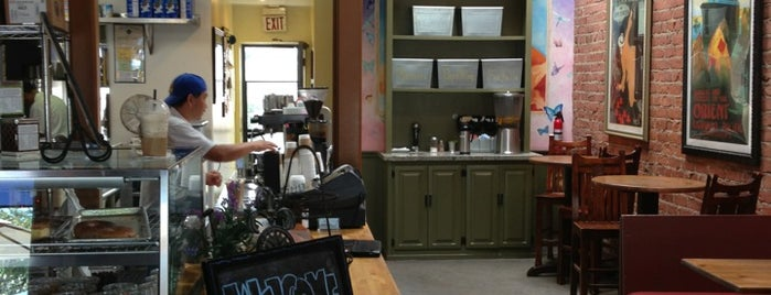 Blue Butterfly is one of World Coffee Places.