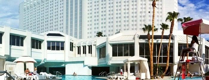 Tropicana Resort Pool is one of The 15 Best Hotel Pools in Las Vegas.