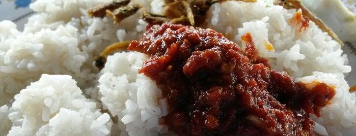 Nasi Lemak Jalan J is one of Makan @ KL #1.