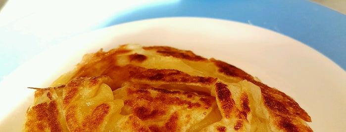 Haji Tapah Nasi Kandar (Melawati Foodcourt) is one of Makan @ KL #1.