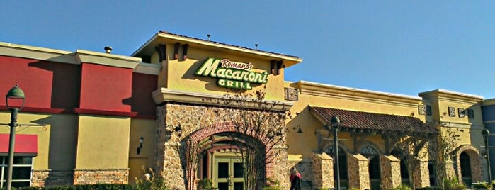 Romano's Macaroni Grill is one of Must-visit Food in Pensacola.