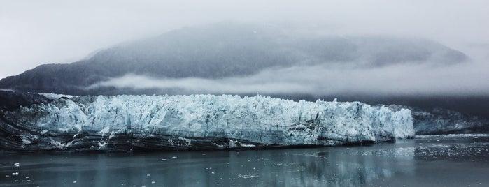Glacier Bay National Park is one of National Parks.