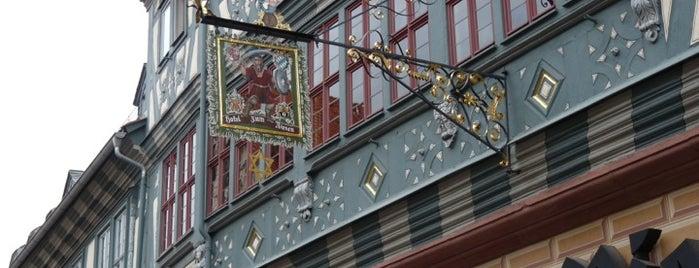 Zum Riesen is one of Lecker Essen.