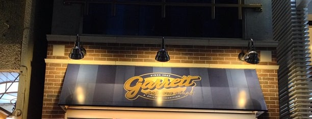 Garrett Popcorn Shops is one of VENUES of the FIRST store.