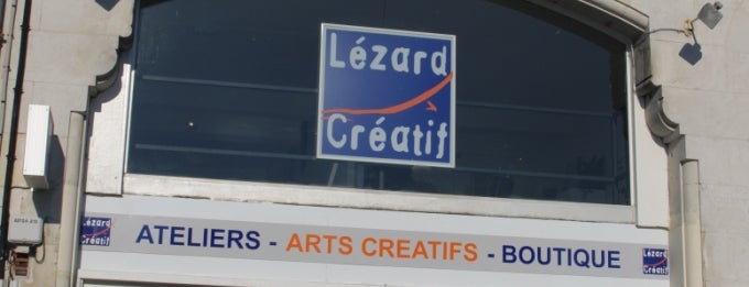 Lézard Créatif La Rochelle is one of Lézard Créatif.