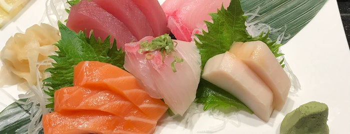 Genki Restaurant & Sushi Bar is one of Must-Visit Sushi Restaurants in RDU.