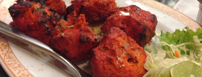 Bawarchi is one of Recommended Restaurants.