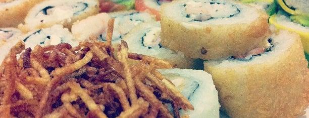 Niu Sushi is one of picadas pa' comer weno.