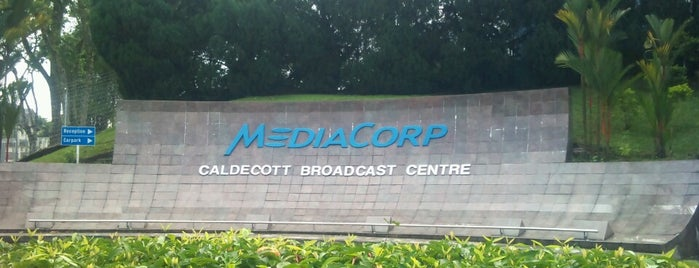 MediaCorp Publishing is one of OFFICE VOL.2.