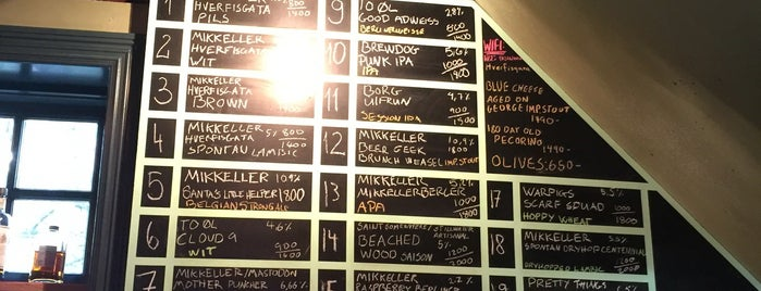 Mikkeller & Friends is one of Iceland.