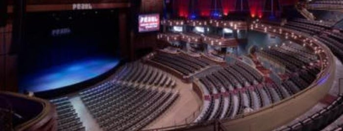 The Pearl Concert Theater is one of Las Vegas Nightclub Events.