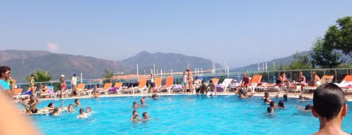 Pool Bar is one of Marmaris.