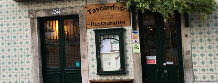 Tascardoso is one of Restaurantes Lisboa e Arredores.
