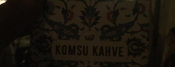 Komşu Kahve is one of Kahve & Çay.