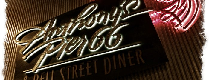 Anthony's Pier 66 & Bell Street Diner is one of Seattle.