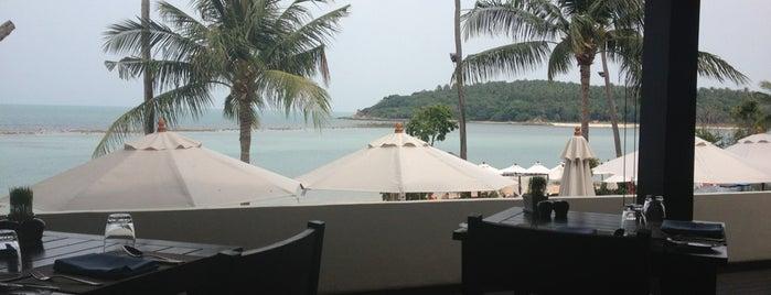 Ocean Kiss Restaurant is one of Ko Samui Paradise = Peter's Fav's.