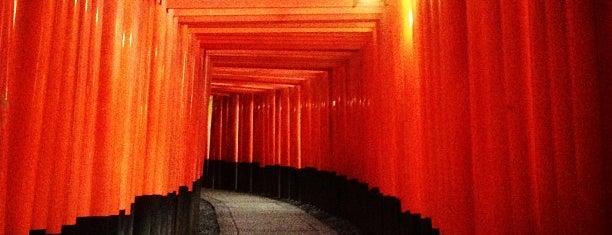 Senbon Torii is one of Osaka.
