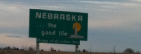 Kansas / Nebraska State Line is one of Most visited.