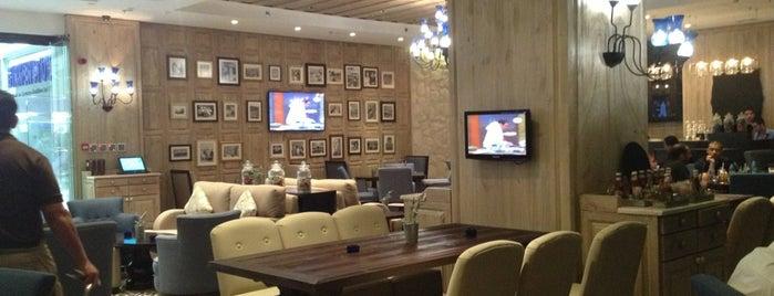 Hanin Café is one of Amman.