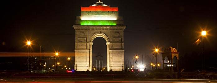 India Gate | इंडिया गेट is one of Go Ahead, Be A Tourist.