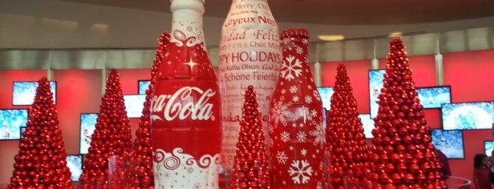 World of Coca-Cola is one of Atlanta Metro.