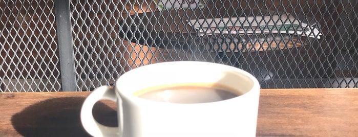Cafe Rec is one of La Candelaria.