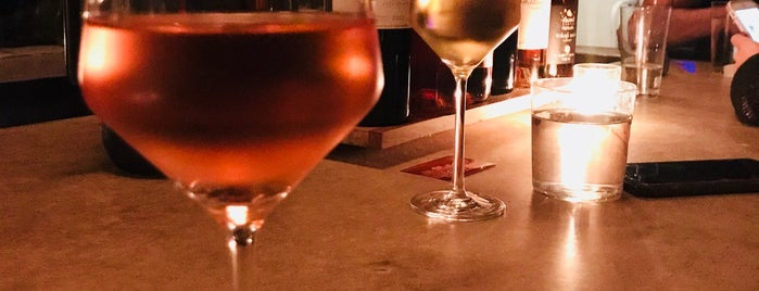 Ruffian Wine Bar & Chef's Table is one of The 15 Best Places for Wine in New York City.