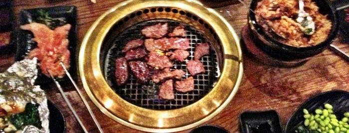 Gyu-Kaku Japanese BBQ is one of Favorites.