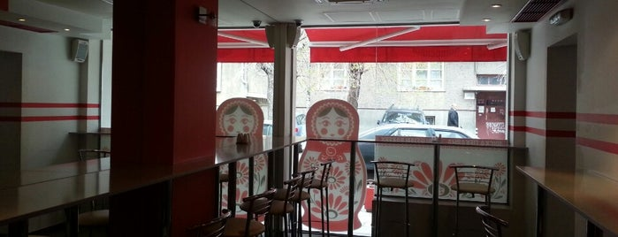 Руска пекарна Матрешка is one of nom-nom.