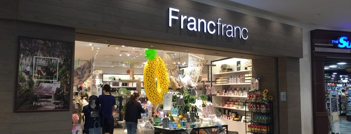 Francfranc テラスモール湘南店 is one of TERRACE HOUSE's Venue #1.
