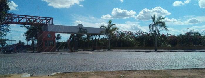 Parque da Cidade is one of cruz das almas.