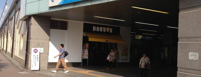Soshigaya-Okura Station (OH13) is one of 小田急線.