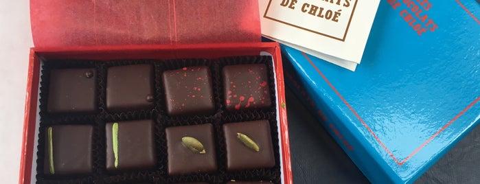 Les Chocolats de Chloé is one of Adresses gourmandes à Montréal.