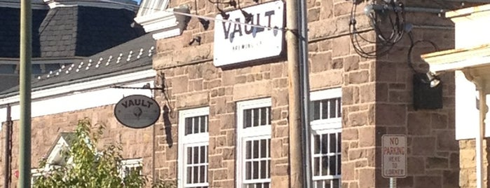 Vault Brewing is one of Philadelphia.