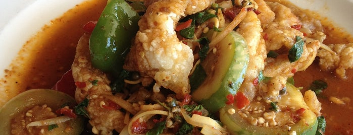 Thai Chili is one of Let's Eat!.